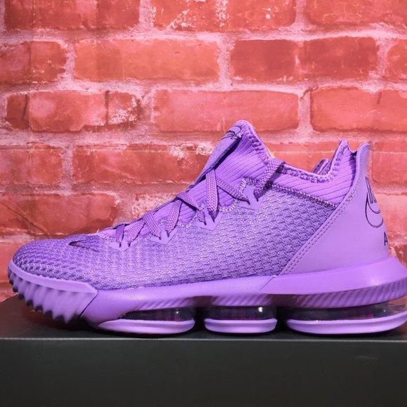 Nike Shoes   Nike Lebron 6 Low Atomic